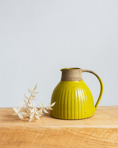 Kate Garwood yellow jug