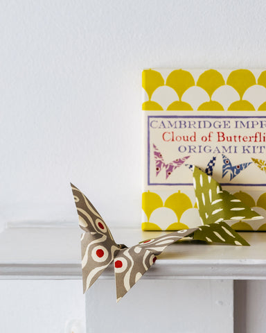 Cambridge Imprint origami kit