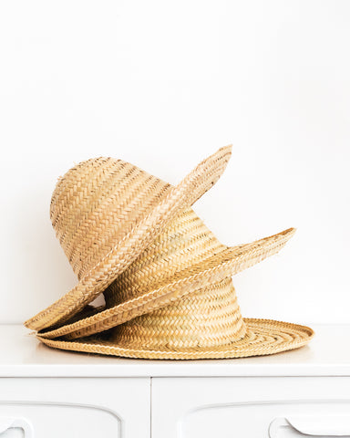 straw sunhats