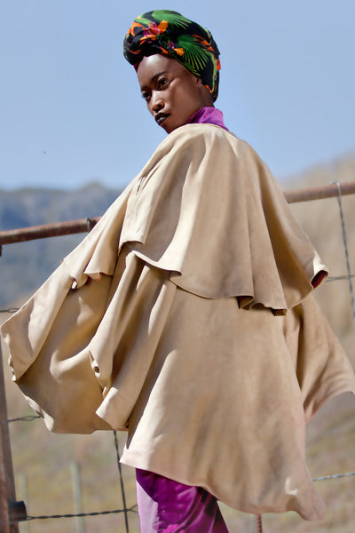 Levitation Cape Coat