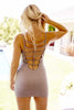 Low Back Dress