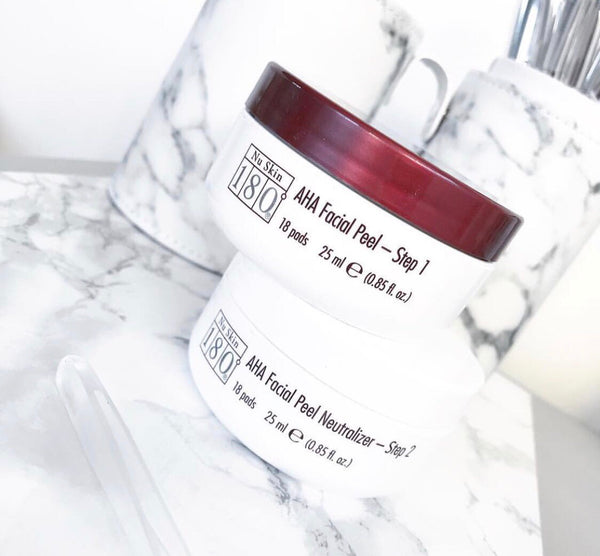 Facial Peel & Neutralizer