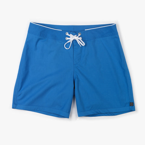 Modern Standard board shorts in French Blue