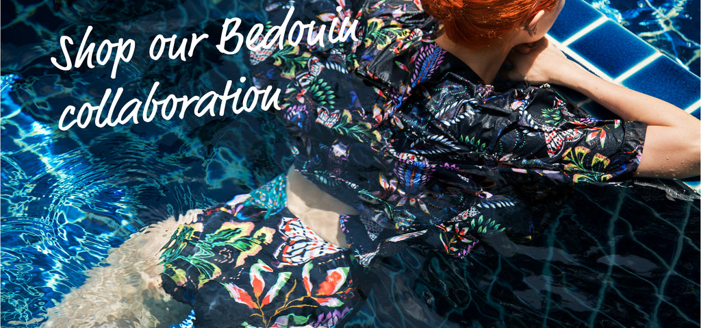 Bedouin Houndsditch Collaboration Swimwear