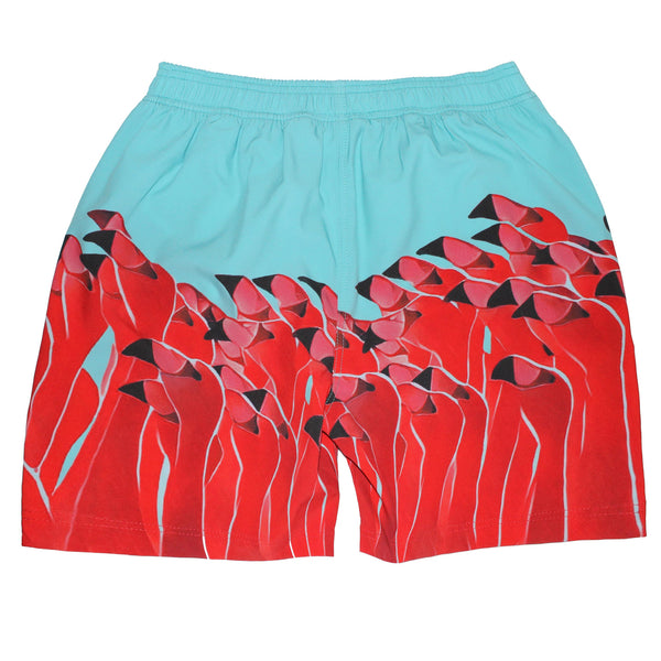 Men's Flamingle Flamingo swim short