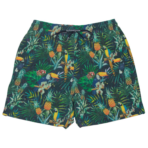 Men's Toucan Jungle Swimshort - Houndsditch - 1