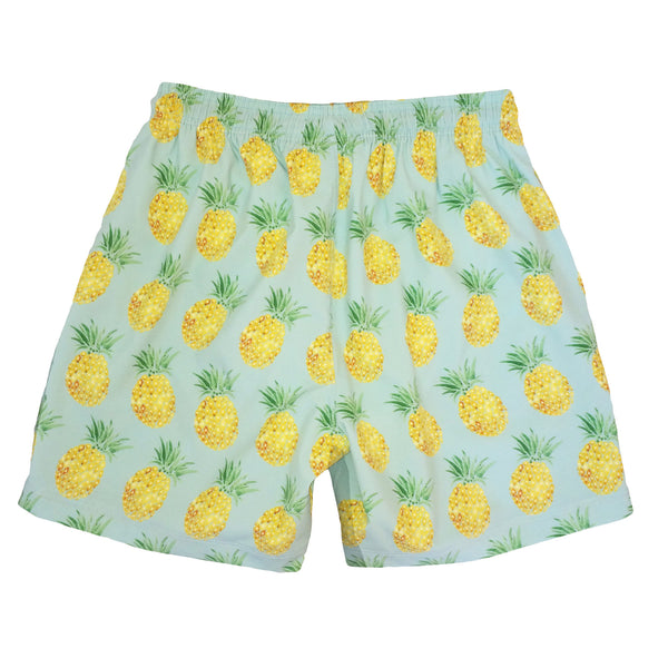 Men's Cool Pineapple Swimshort - Houndsditch - 2