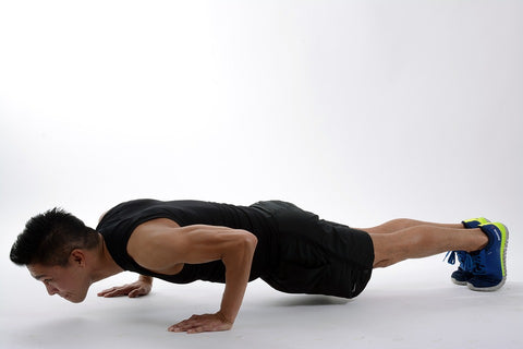Doing Push Ups Speeds up Metabolism