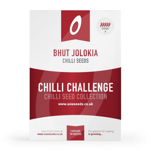 Chilli Seed Collection - Chilli Challenge
