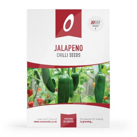 Jalapeno Chilli Seeds