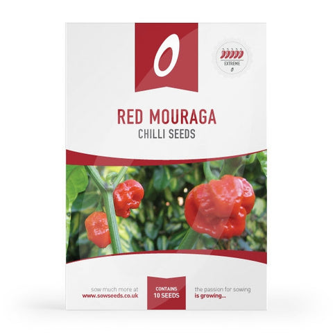 Red Mouraga Chilli Seeds