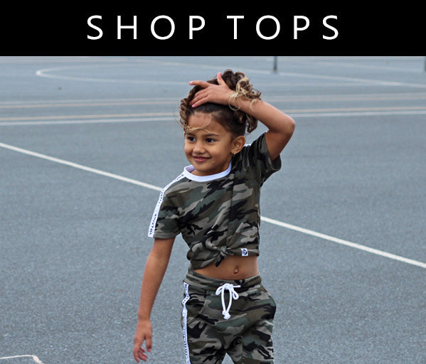 Shop tops and jackets