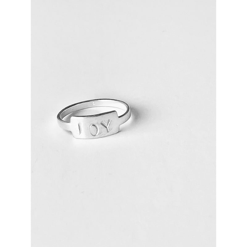 Dainty Bar Ring - Deluxur Jewellery