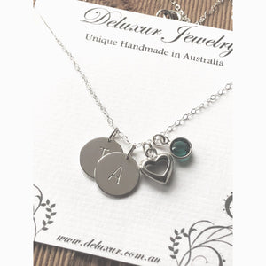 Birth Stone Charms - Deluxur Jewellery
