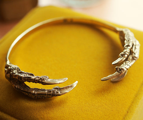 Crow Claw Bangle