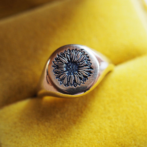Sunflower Signet