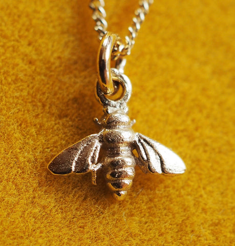 Little Bee Necklace