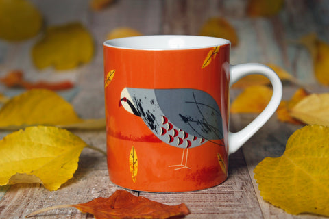 Game Birdy Mug Partridge