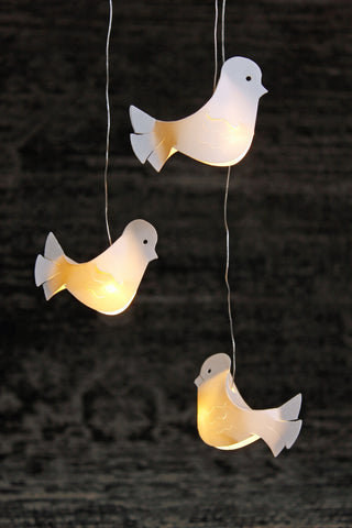 Three Little Birds Battery Lights