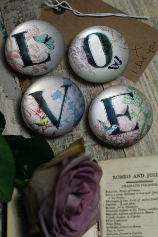 Gift-Boxed Love Paperweights
