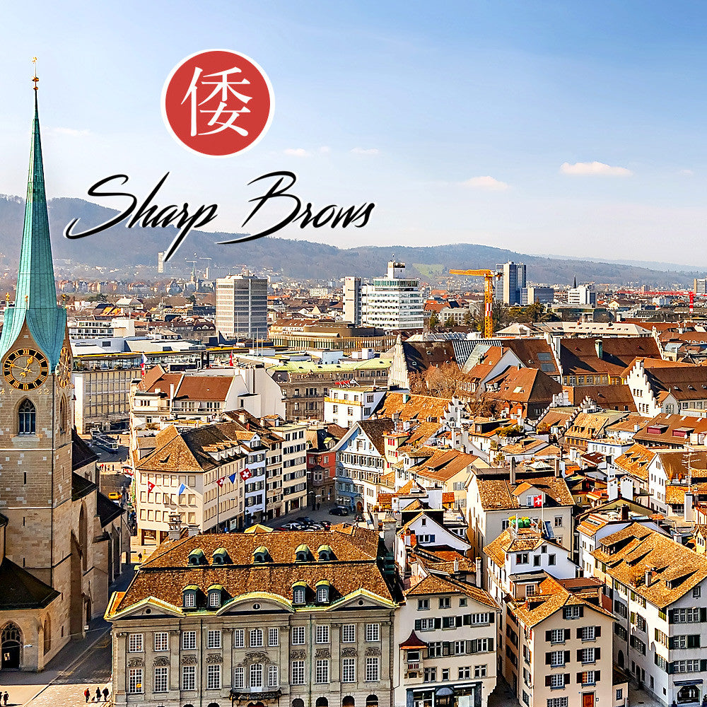 Microblading course in Zurich - Early-bird seat ticket for classes in autumn 2016.