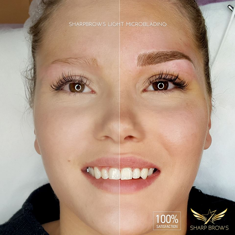 Light microblading Online training + certification for