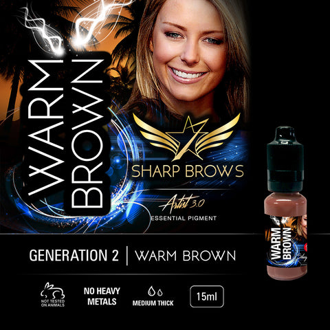 Generation 2 WARM BROWN