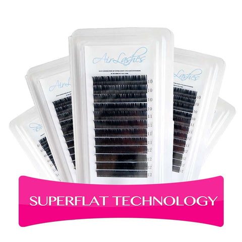 RichBrows Air Lashes - ellipse C Curl