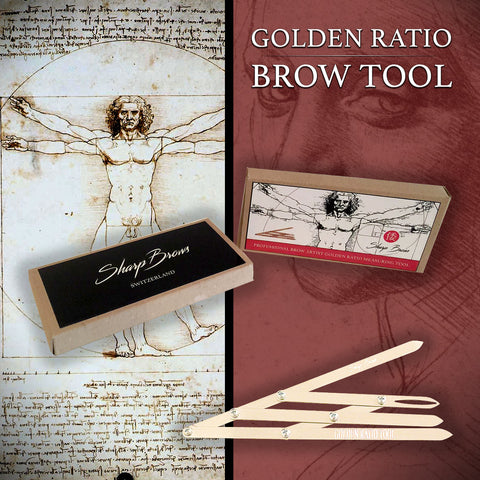 Golden Ratio Measuring Tool