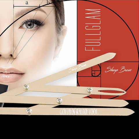 FullGlam Brow Design course in Tallinn 04.11.2016