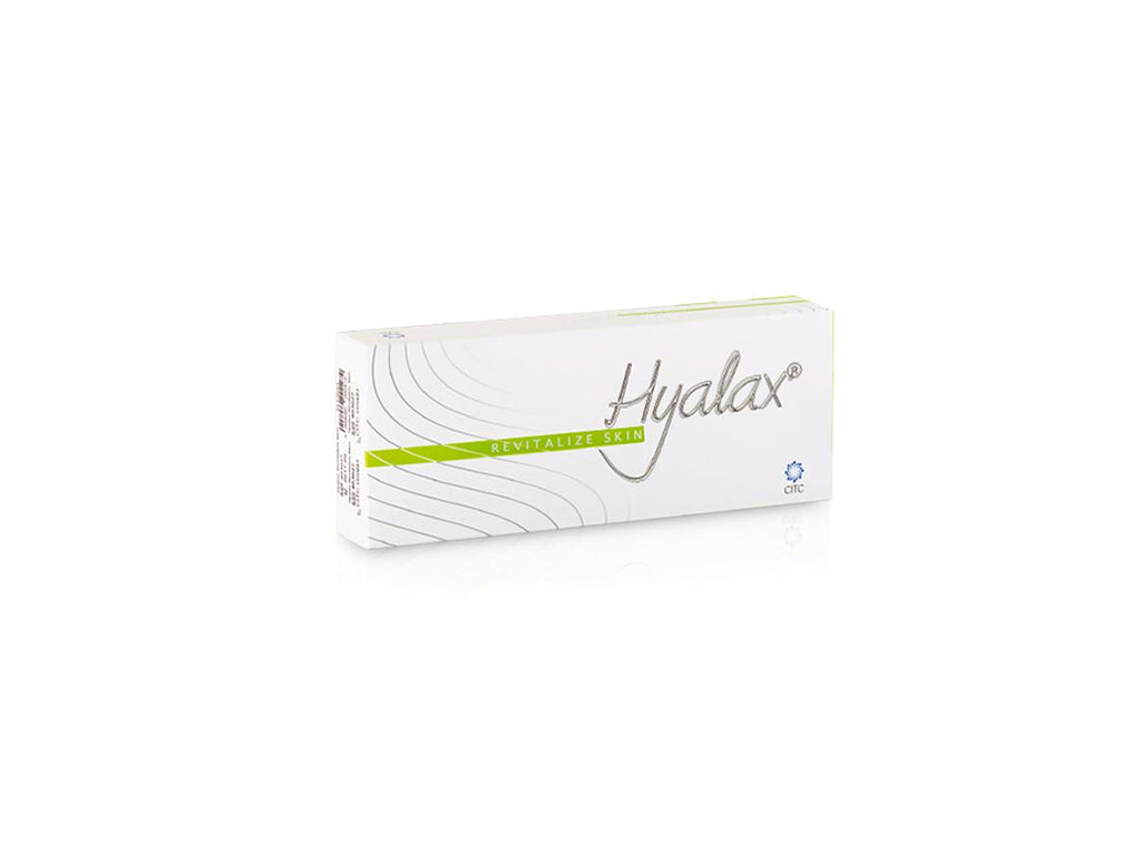 Hyalax Revitalize - Excellent for revitalization procedures