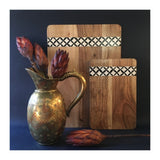Sustainable Acacia Wood Board, Tile, Large
