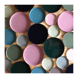 Platters / Brass / Rose / Grey