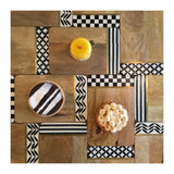 Mango Wood Serving Board Tile Small