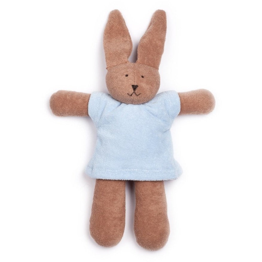 Petra rabbit organic soft toy