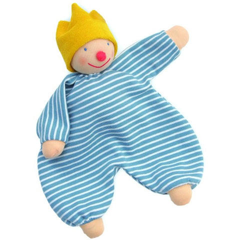 Cheerful King baby comforter