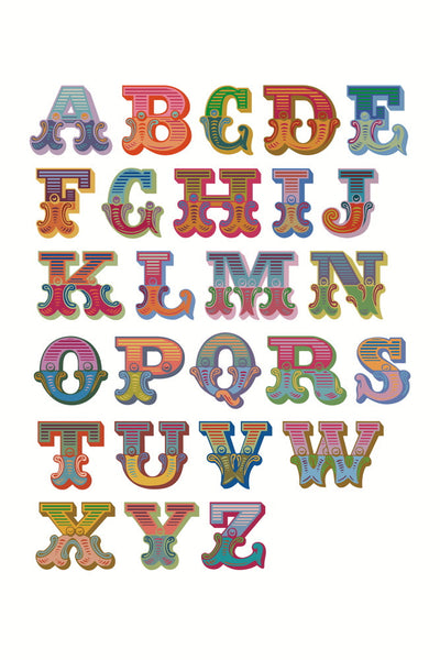 Alphabet Light