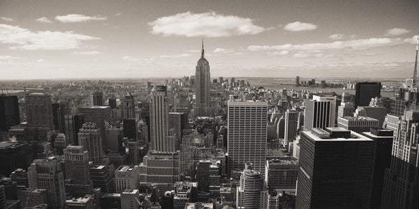 Empire State Building Panoramic