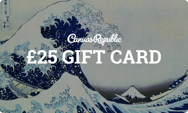Canvas Republic gift card