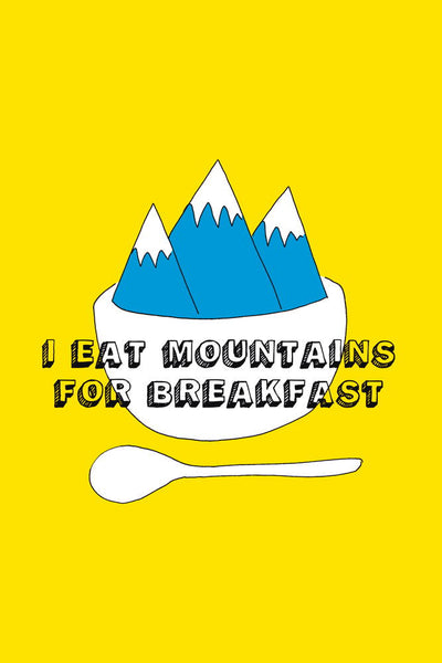 I Eat Mountains