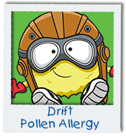Drift Pollen Allergy