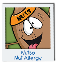 Nutso Nut Allergy