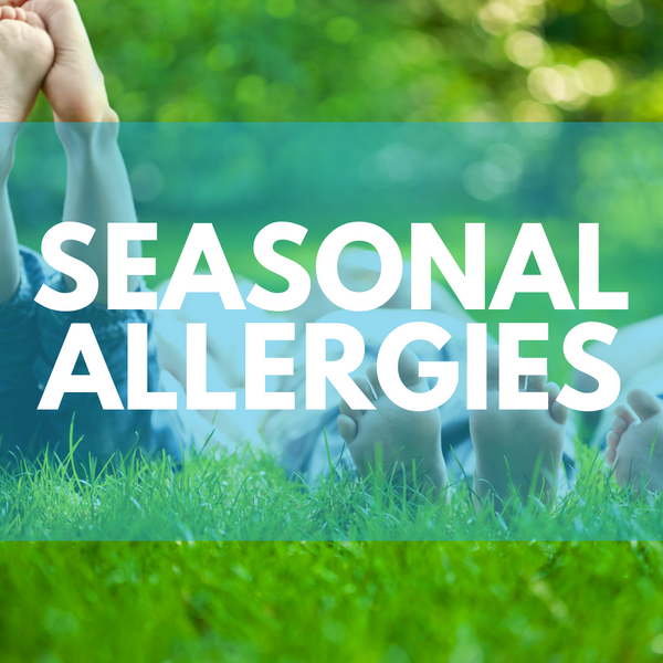Get Ahead of Your Seasonal Allergies!