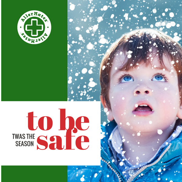 The Holidays are Coming to Town! - Food Allergies & Asthma Safety Tips