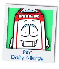 Pint Dairy Allergy