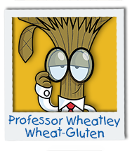 Professor Wheatley Wheat-Gluten