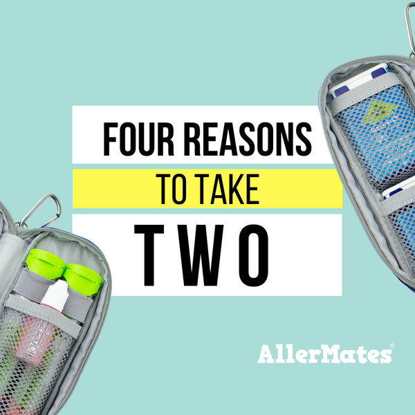 Four Reasons to Take Two Epi Auto Injectors