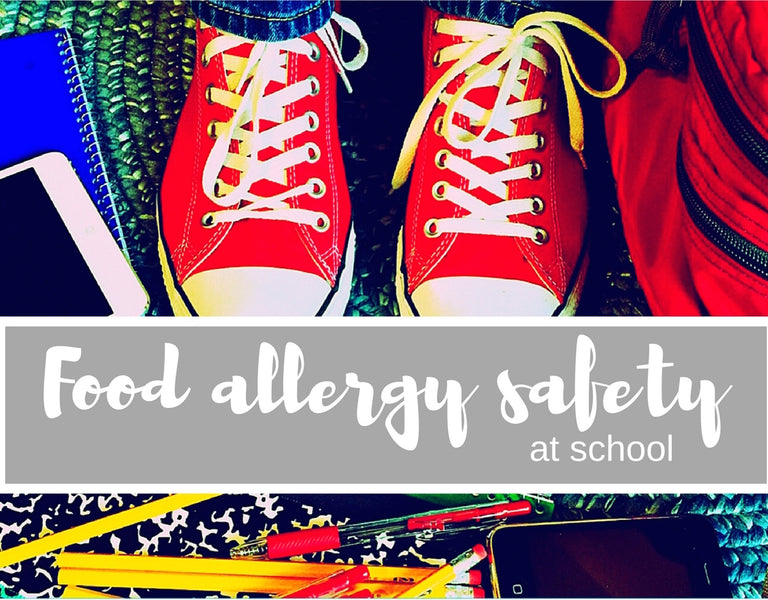 Let's Review Food Allergy Safety at School!