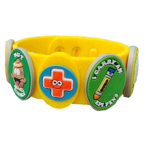91dd92f44 Medical Alert Charms & Allergy Charms | AllerMates