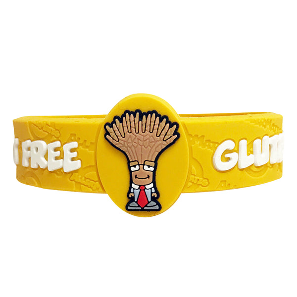AllerMates Gluten Awareness Bracelet